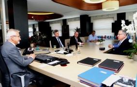 Nilüfer'in çevre projesine sanayicilerden destek