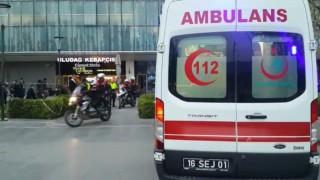 (Özel) Bursa'nın göbeğinde kız kavgası kanlı bitti