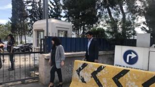 Terör örgütü elebaşının avukatlarıyla görüşmesi sona erdi