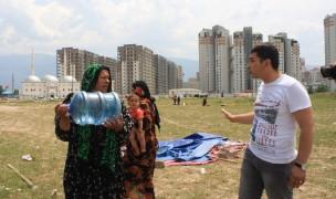 Zabıtadan Ramazanı fırsat ithal dilencilere operasyon