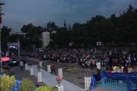 Bursa Anadolu Lisesi'nden muhteşem mezuniyet