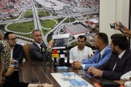 """İnegöl Belediyesi """"e-devlet""""te Türkiye birincisi"""
