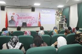 Gürsulu kadınlara meme kanseri semineri