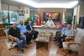 Karacabey Belediyespor Kulübü başkanlığına İsmail Ülker getirildi