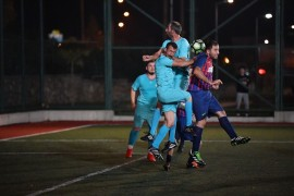 Birimler Arası Futbol Turnuvası sona erdi