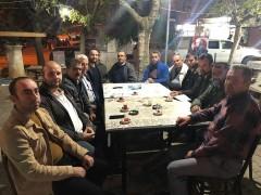 Mudanya AK Parti kırsalda meseleleri çözüyor