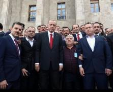 Yenişehirlilerden başkant çıkarması
